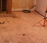 Hardwood Floor Replacement